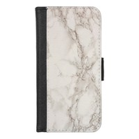Marble Stone iPhone 8/7 Wallet Case