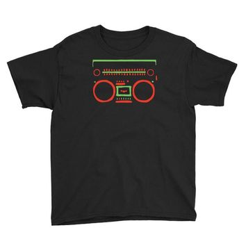 a tribe called quest   speaker hip hop the cutting edge Youth Tee