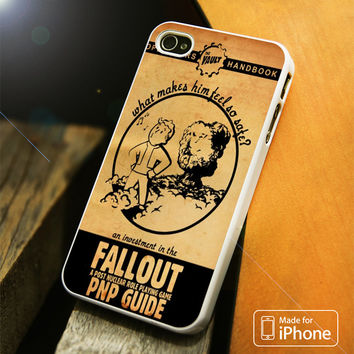 Game Fallout iPhone 4(S),5(S),5C,SE,6(S),6(S) Plus Case