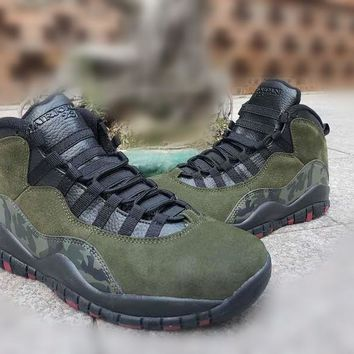 AIR JORDAN 10 Amy Green
