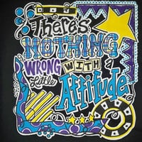 Southern Chics Funny Nothing Wrong Attitude Girlie  Bright T Shirt
