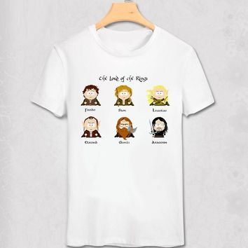 South Park - Lord of the Rings - Funny Geek Designs - Variety Shirt