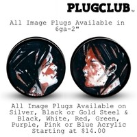 THREE CHEERS Body Jewelry Plugs | Plug Club