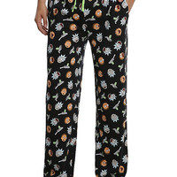 Rick And Morty Guys Pajama Pants