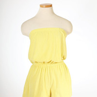 Poolside - size small romper