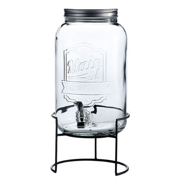 2 Gal Main St. Beverage Dispenser, Beverage Dispensers