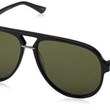 Gucci Aviator Sunglasses Lens Category 3 Size 58mm