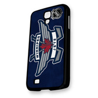 Winnipeg Jets Logo Hockey NHL Samsung Galaxy S4