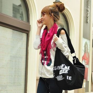 Women Handbag Printed Letter Cross Body Shoulder Canvas Bags Fashion Lagre Tote Purse Travel Message Bags Hobo Bag Pruses Bolsas