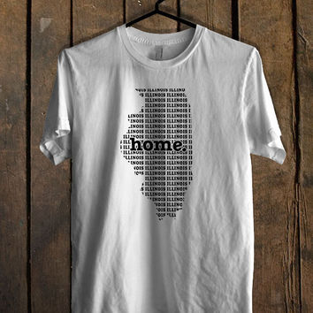 The Illinois Home T Shirt Mens T Shirt and Womens T Shirt **