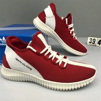 ADIDAS CASUAL SHOES Tide brand fashion personality comfortable sneakers F-CSXY red