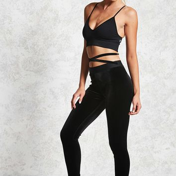 Active Velour Leggings