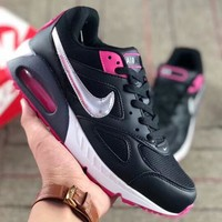 NIKE Air Max Fashion new air cushion running sports women splice mesh leisure shoes