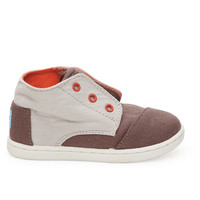 TOMS Ash Canvas Color Block Tiny TOMS Paseo Mids No color specified