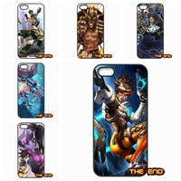 Overwatch Phone Cases for Apple (Series 1)