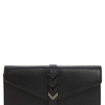 Mackage Atlas Leather Envelope Wallet | Nordstrom