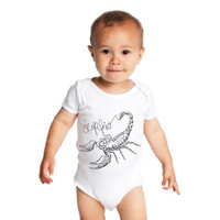 Scorpio Infant One-Piece