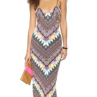 Mara Hoffman Divine Cutout Maxi Dress