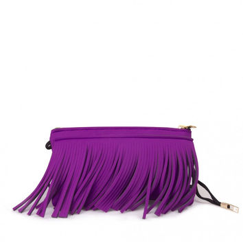 Save My Bag Hippy Clutch Burlesque