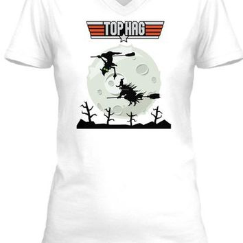 Top Hag Halloween Tshirt