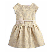 American Girl® Sale: Brocade Holiday Dress for Girls