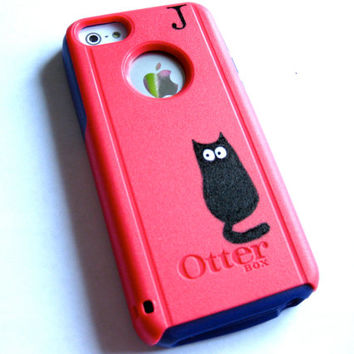 OTTERBOX iphone5c case, case cover iphone5c otterbox ,iphone5c otterbox case,otterbox iPhone 5c, otterbox, cat otterbox case