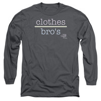 ONE TREE HILL/CLOTHES OVER BROS 2 - L/S ADULT 18/1 - CHARCOAL - LG