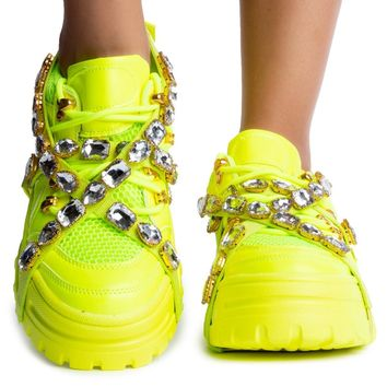 Chunk Fever Sneakers