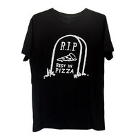Rest In Pizza Tee