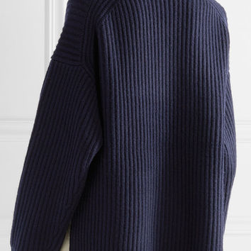 Acne Studios - Oversized wool turtleneck sweater