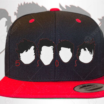 5 Seconds of Summer Snapback Snapbacks 5 Seconds Of Summer Hats Caps Hat Cap Luke Michael Calum Ashton Snapback Snapbacks Hat Hats Cap Caps