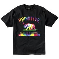 Primitive Cultivated Tie Dye Fill T-Shirt - Men's at CCS