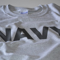 US Navy Coast Guard Military Shirt for men women United States Coast Guard Marines PT military training t shirt for girlfriend wife mom dad