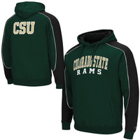 Colorado State Rams Thriller Pullover Hoodie - Green