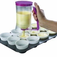 Chicago Metallic Baking Essentials Cupcake/Batter Dispenser