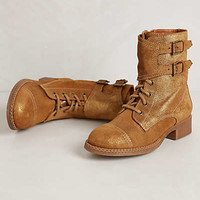 Golden Winterthur Boots by Seychelles Gold 9 Boots