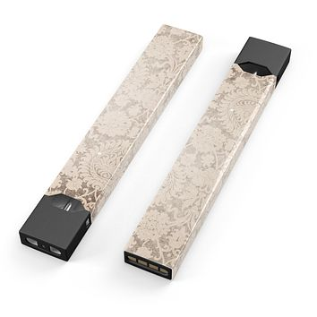 Skin Decal Kit for the Pax JUUL - Faded Grunge Pattern of Royalty