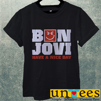 Bon Jovi Have a Nice Day Men T Shirt