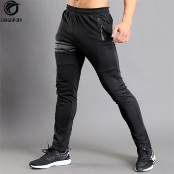 Men's Long Black Sweatpants