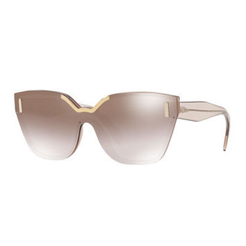 Prada Two-Tone Butterfly Sunglasses