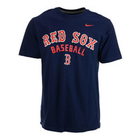 Boston Red Sox MLB Practice T-Shirt