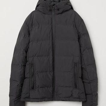 Outdoor Jacket - Black - Men | H&M US