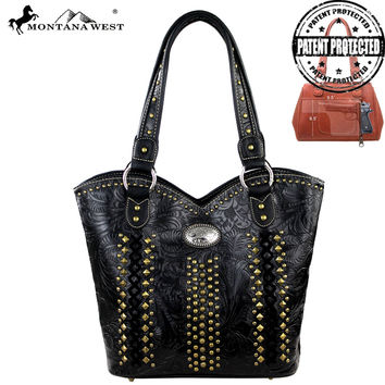 Montana West MW146G-8096 Concealed Carry Handbag