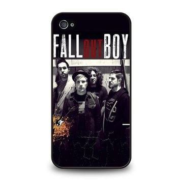 FALL OUT BOY PERSONIL iPhone 4 / 4S Case Cover