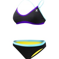 TYR Women's Solid Brites Crosscutfit Back 2-Piece Swimsuit | DICK'S Sporting Goods