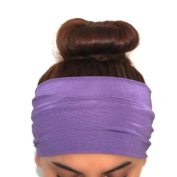 purple yoga hairband, headbands,Pilates headbands,headbands,yoga headbands