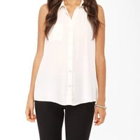 Sleeveless Racerback Shirt
