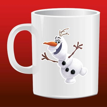 Olaf Disney Frozen for Mug Design