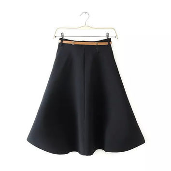 Winter Waistband Dress Skirt Umbrella Loudspeaker [5013257156]