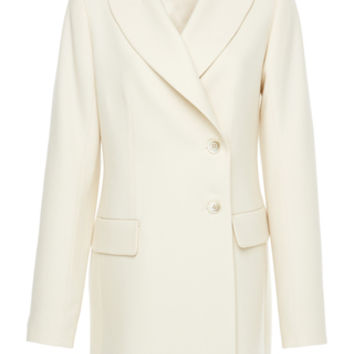 Double Breasted Long Jacket | Moda Operandi